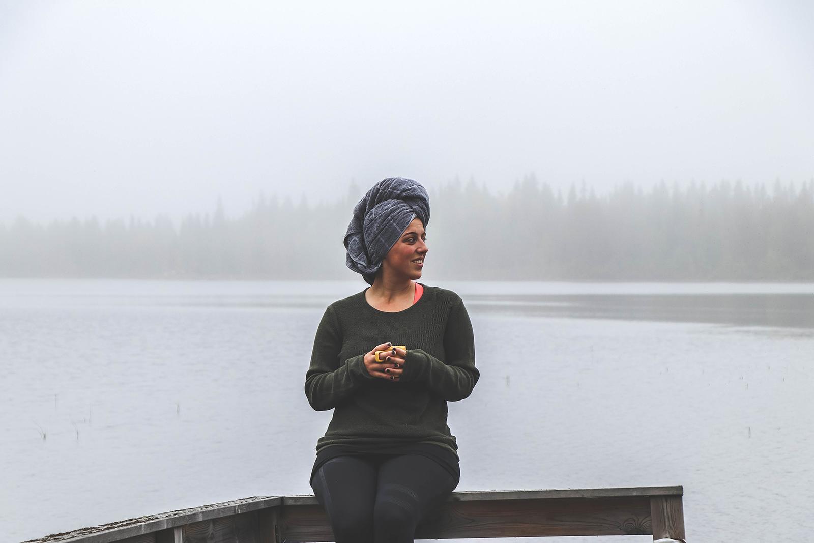 Op vakantie naar Finland - Sauna