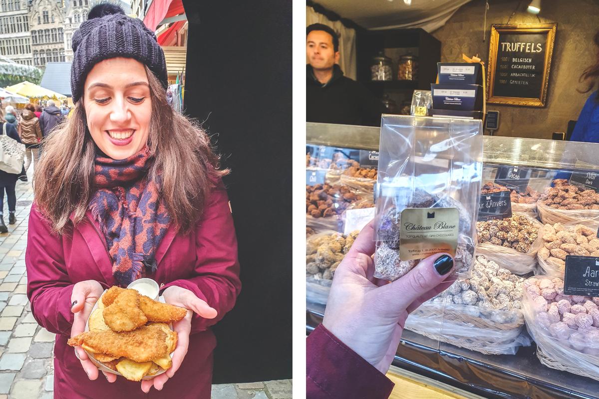 Een foodies Winter in Antwerpen