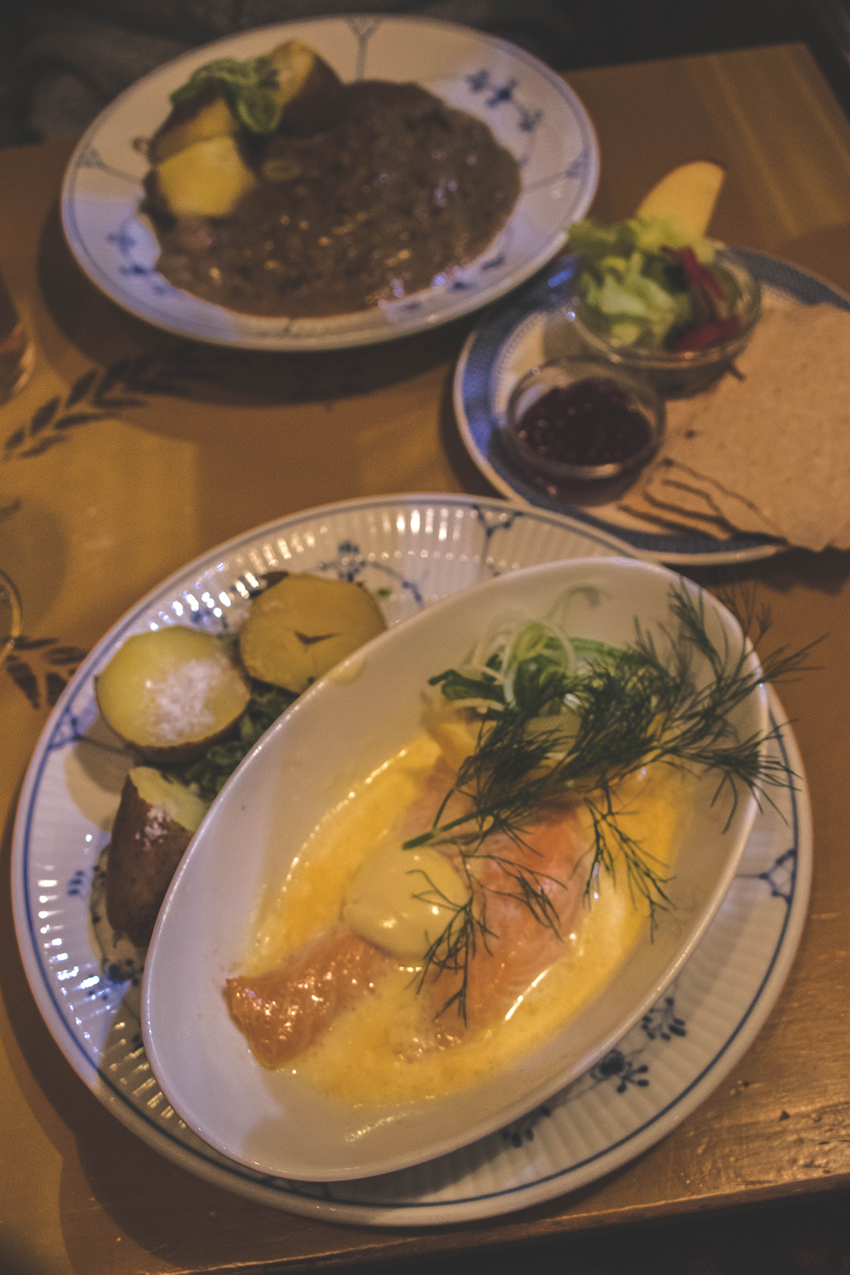 Eten en drinken in Trondheim