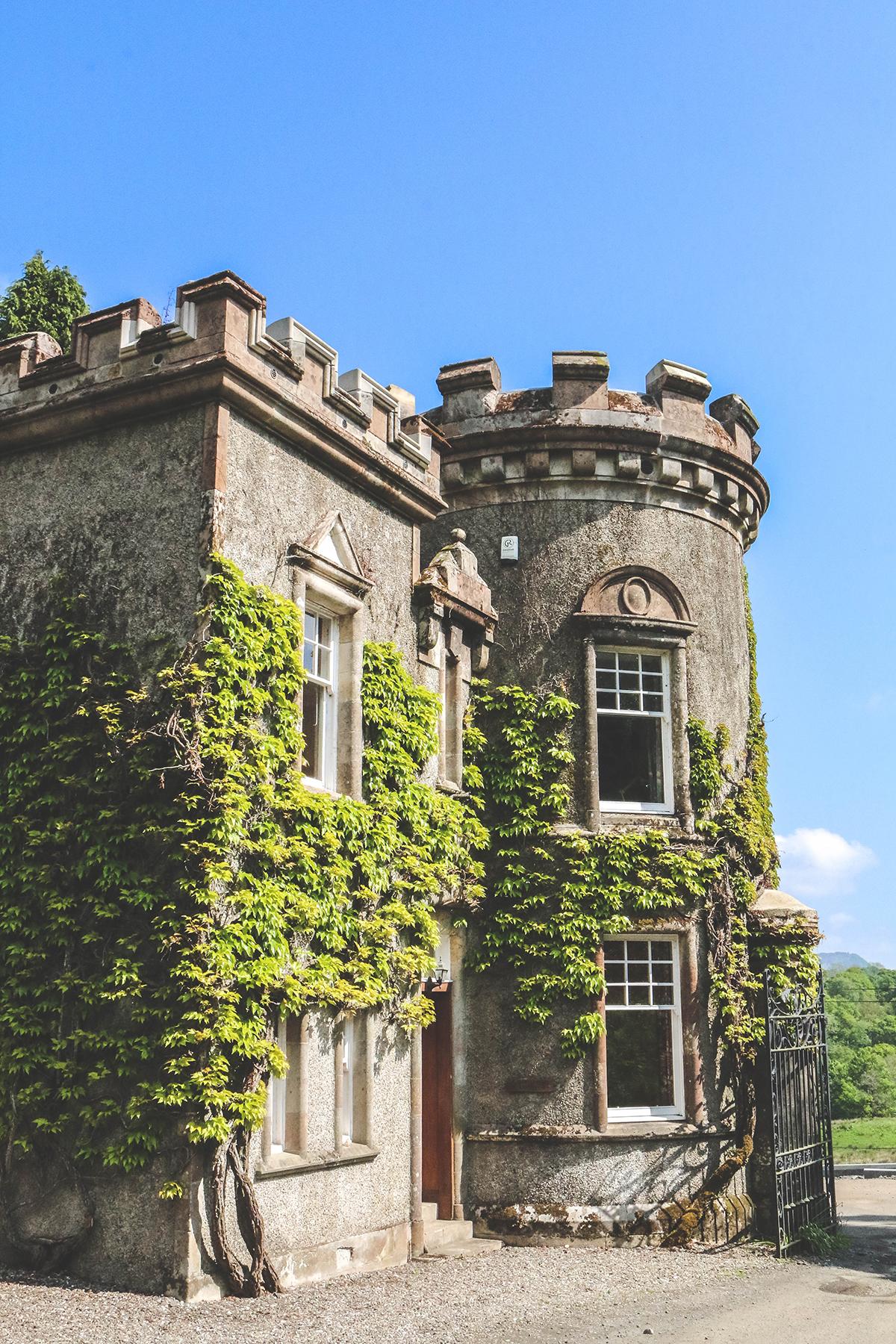 Kastelen Schotland