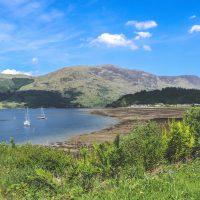 Schotse Hooglanden natuur