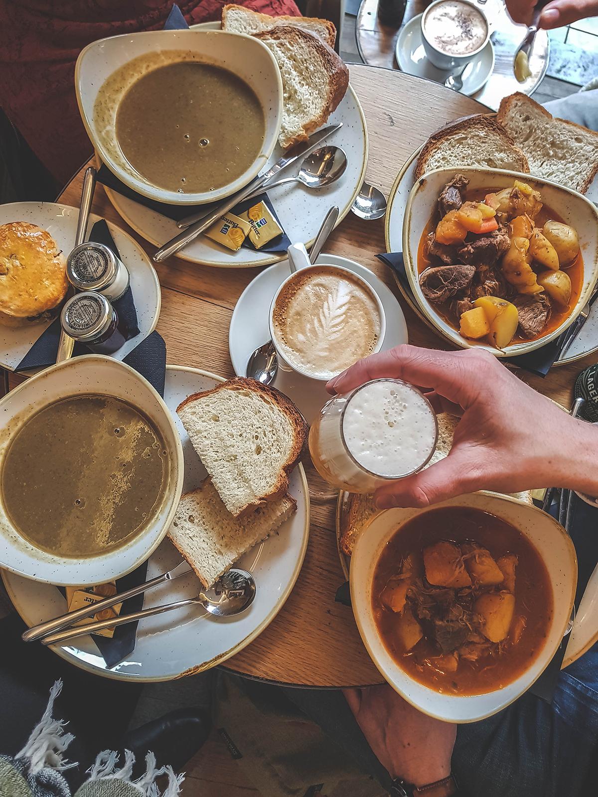 Edinburgh eten en drinken