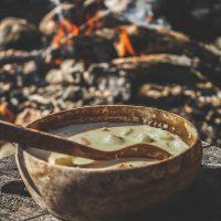 Op vakantie naar Finland soep eten