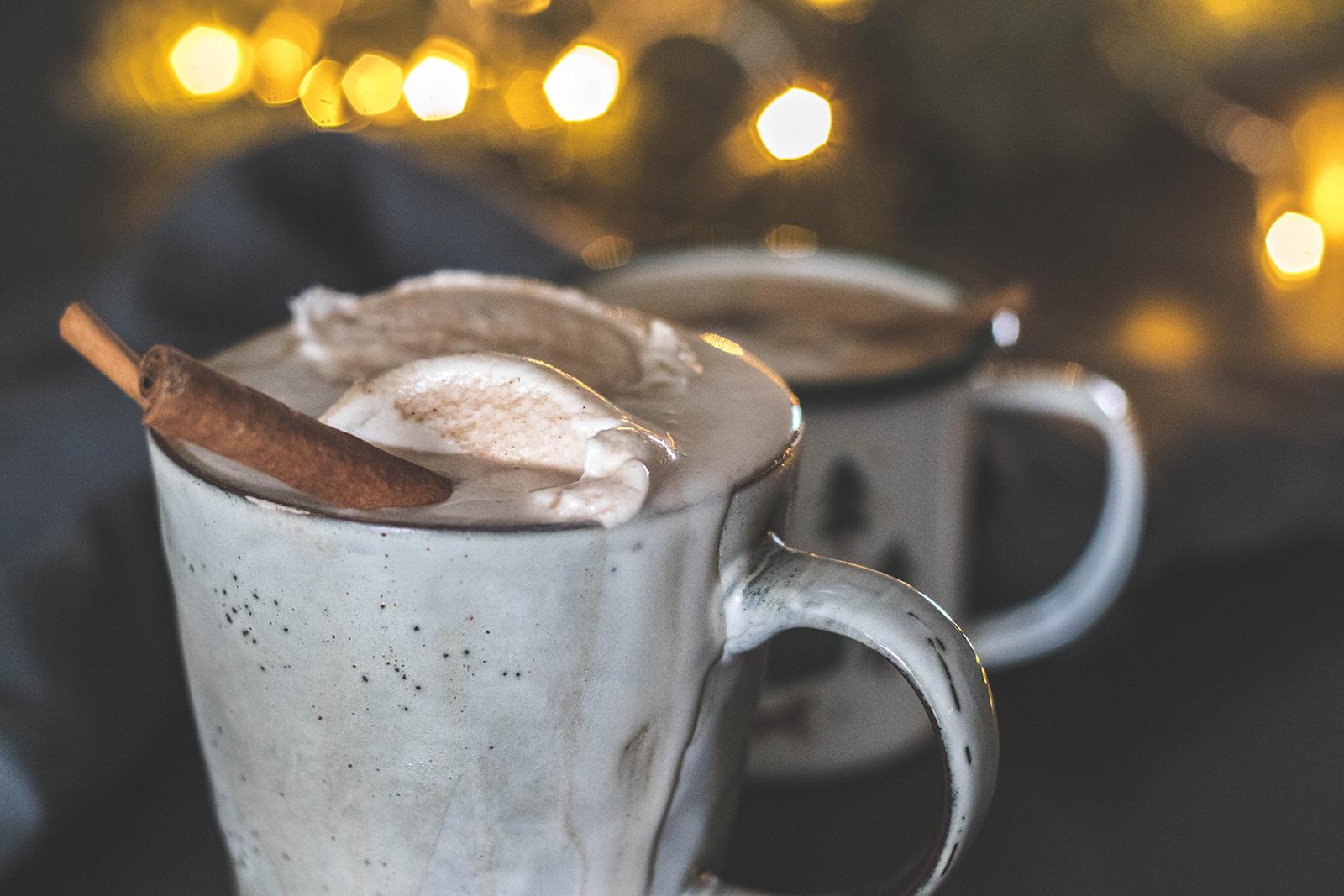 Winter Cozyness: (vegan) warme chocolademelk maken