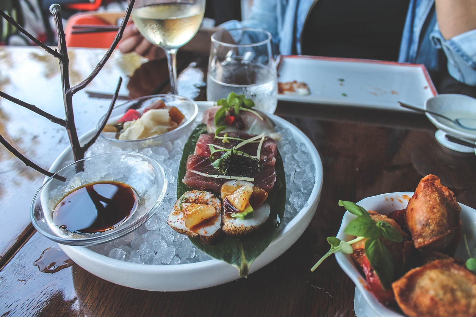 Uit eten stedentrip Toronto
