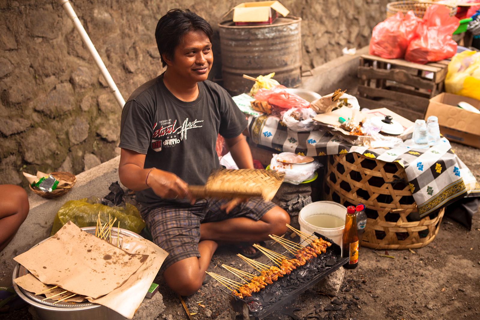 Kookworkshop in Ubud, Bali