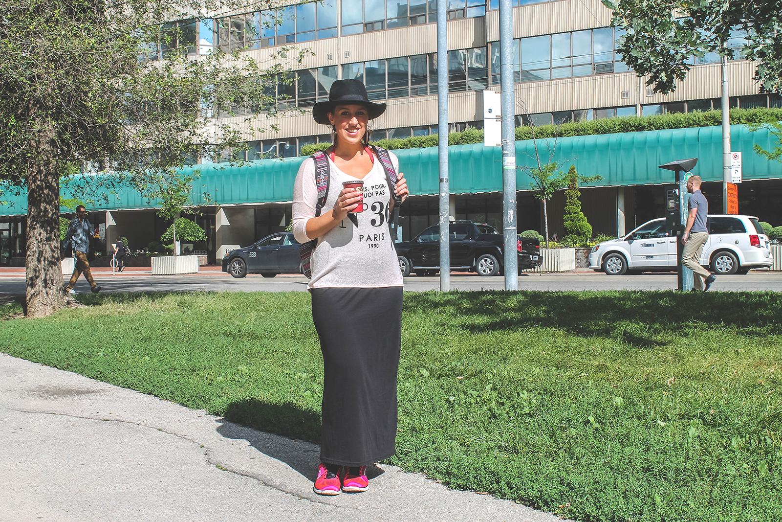Anouk - Stedentrip Toronto