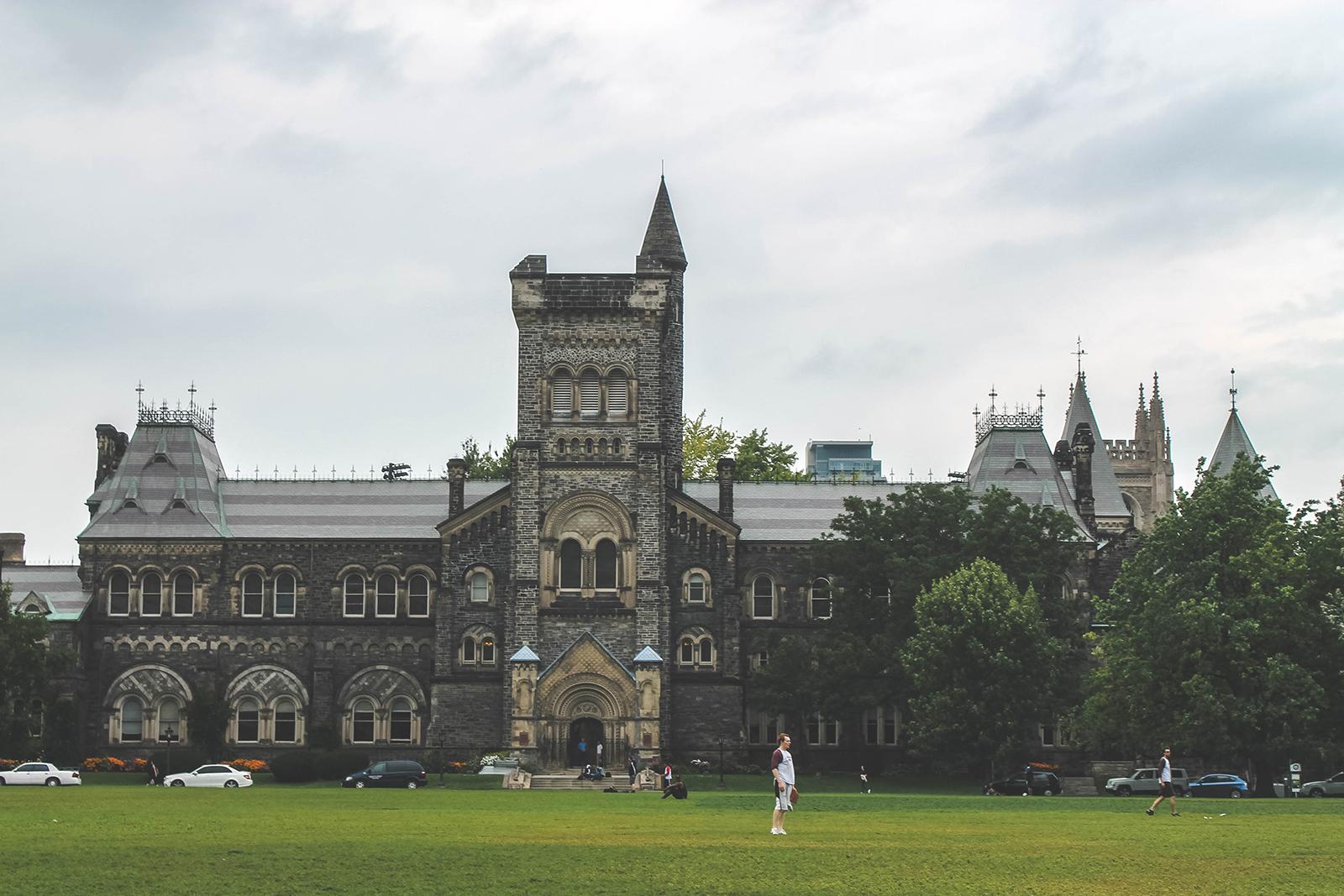 Universiteit Toronto