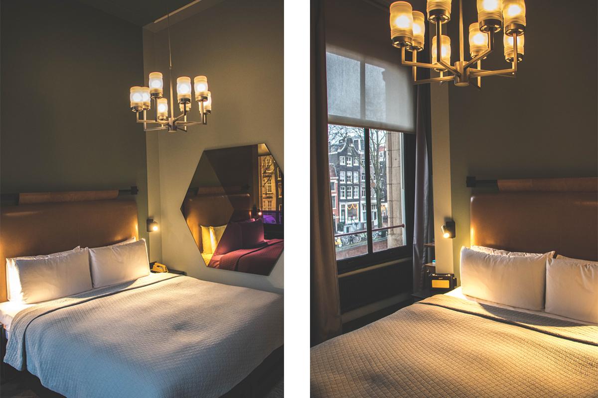Bijzonder overnachten in Amsterdam: The Hoxton Hotel