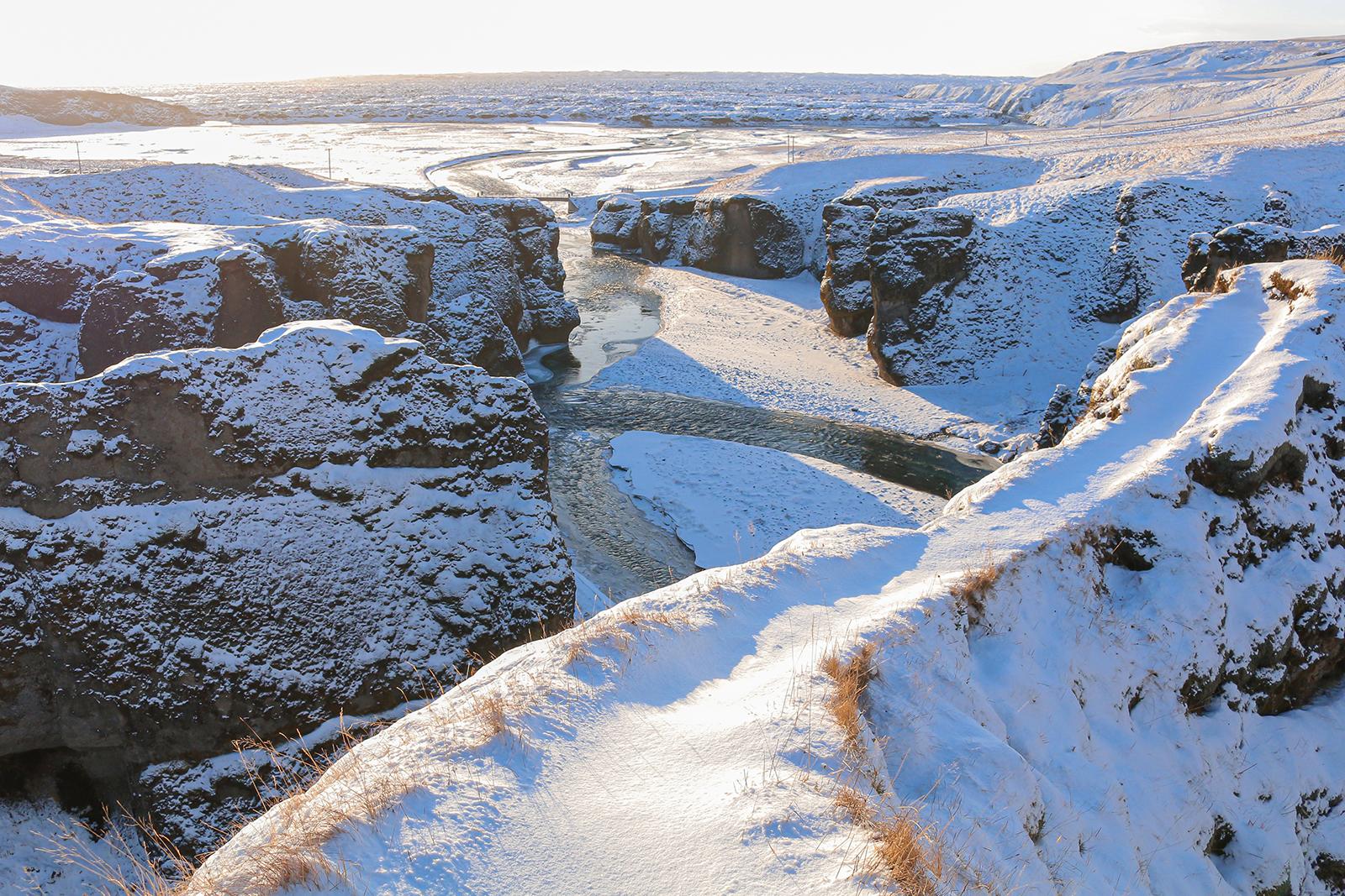 IJsland Kloof