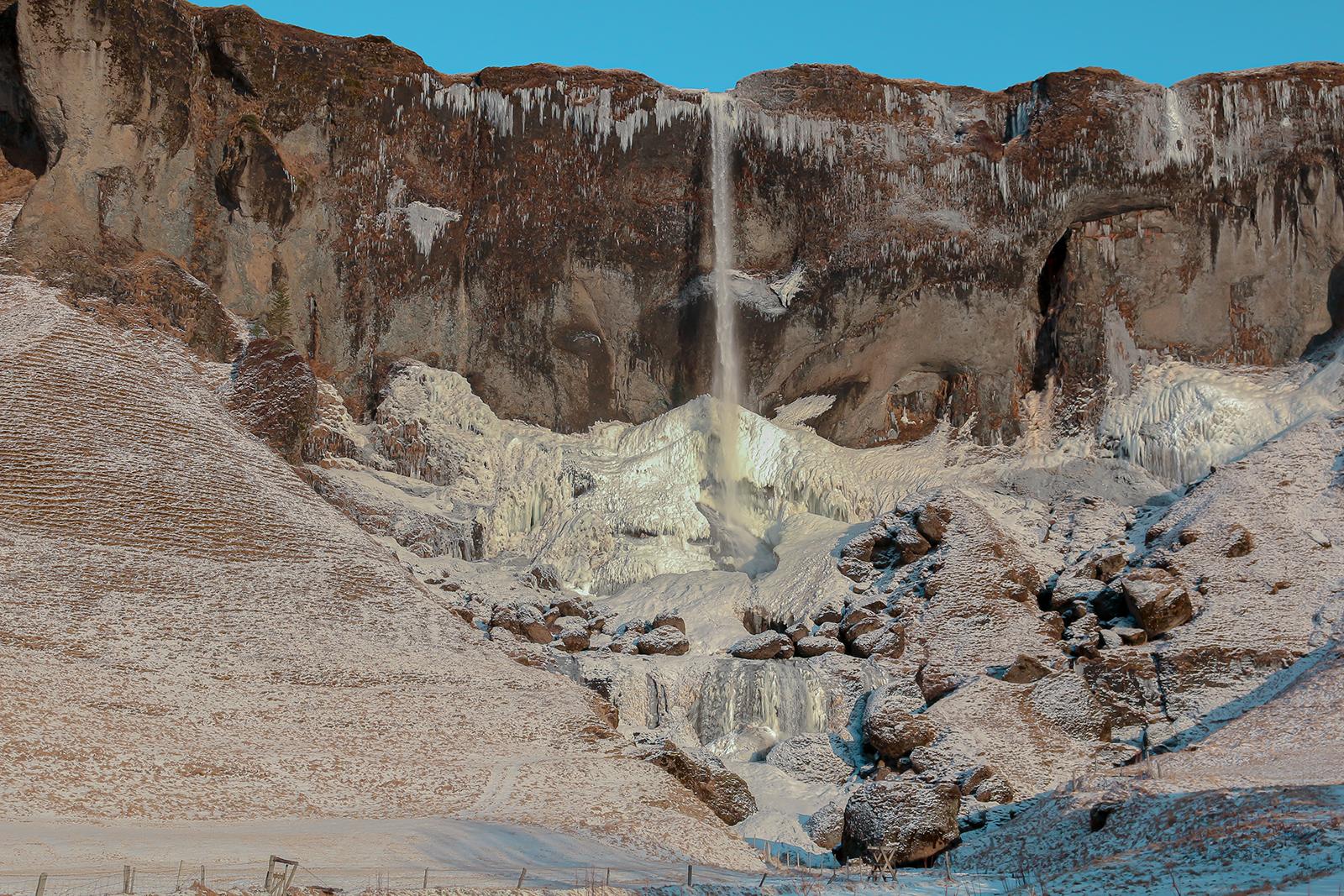 Roadtrip IJsland - Waterval