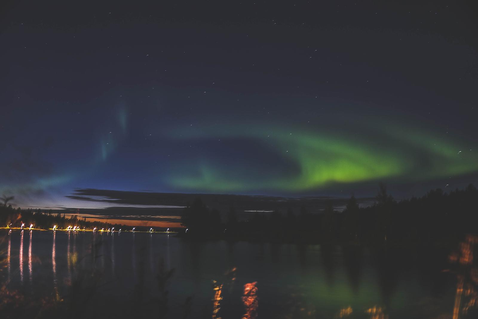 Noorderlicht - Lapland in de zomer