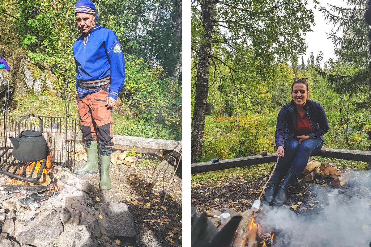Vakantie Lapland in de zomer