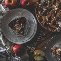 Appeltaart bakken: recept voor een kruidig, frisse appeltaart