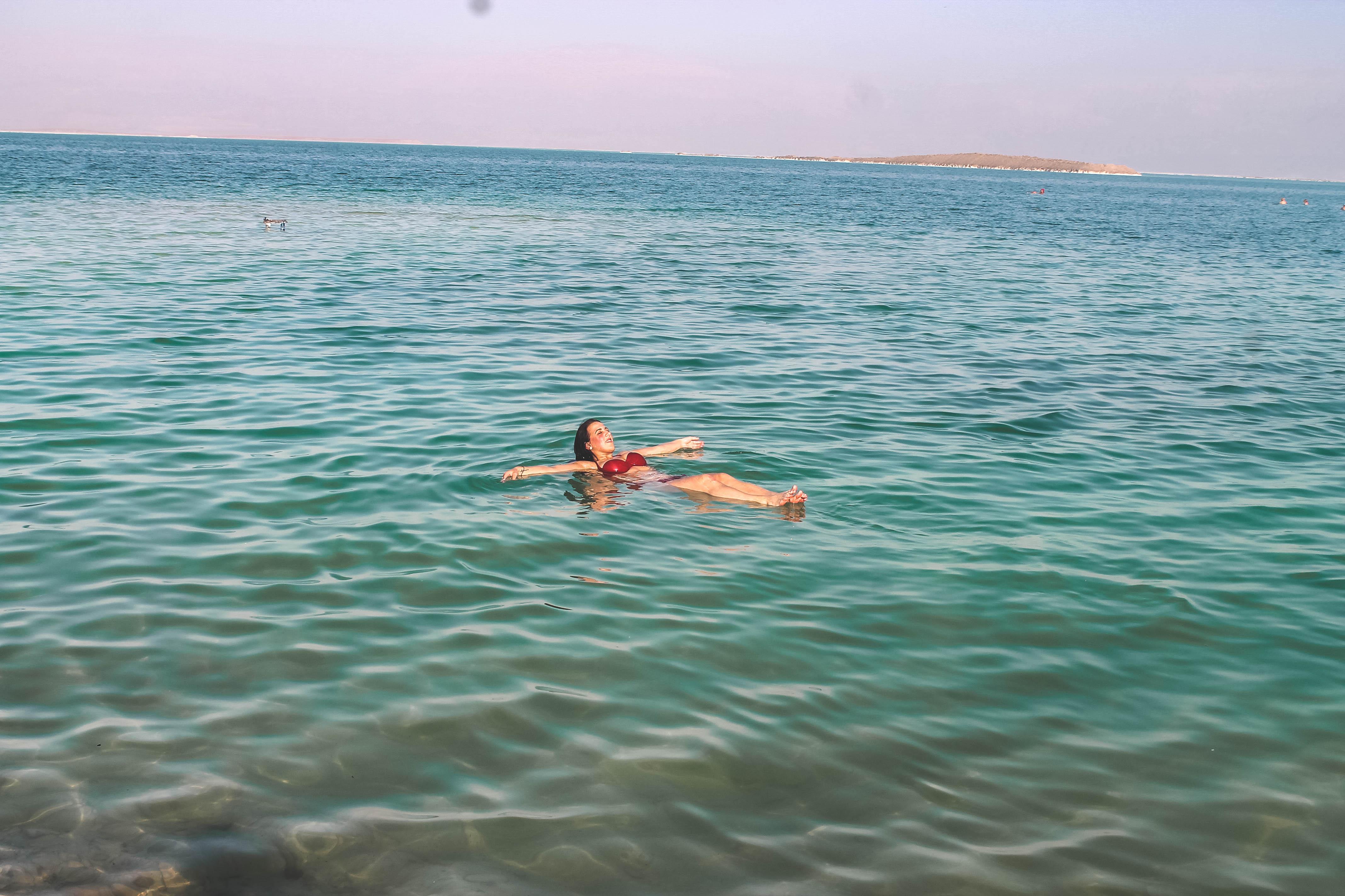 Zwemmen in de Dode Zee in Israël: zo bereid je jezelf voor!