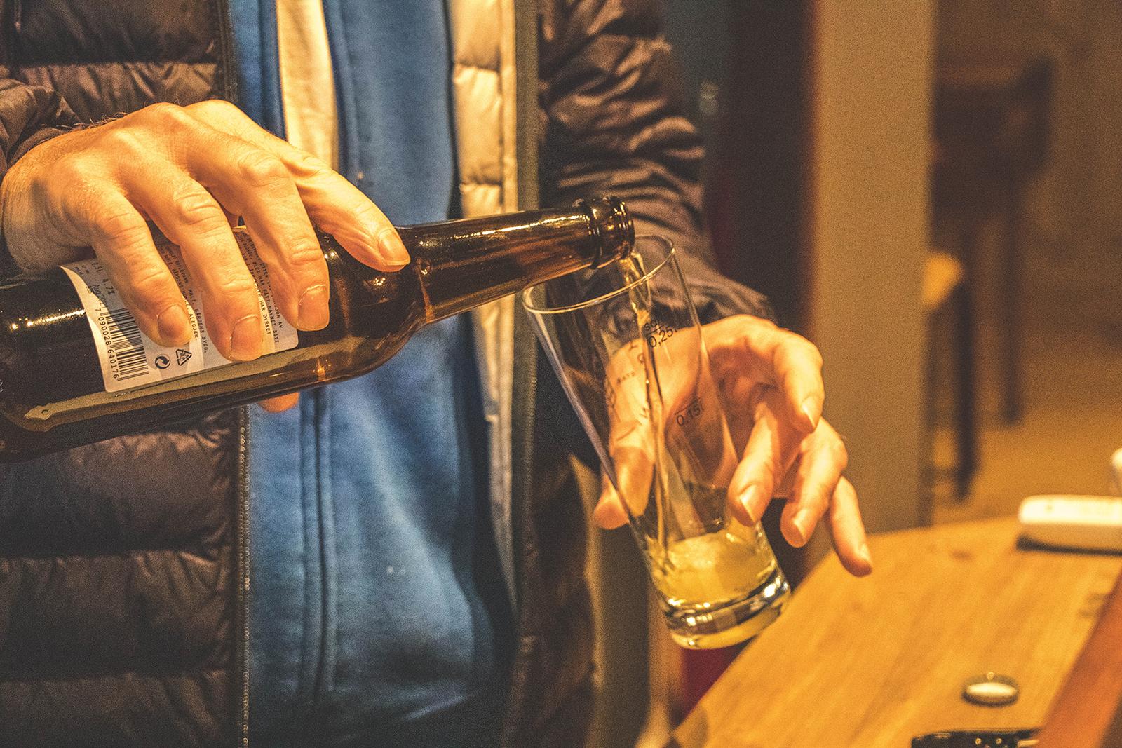 Bierbrouwerij Inderoy