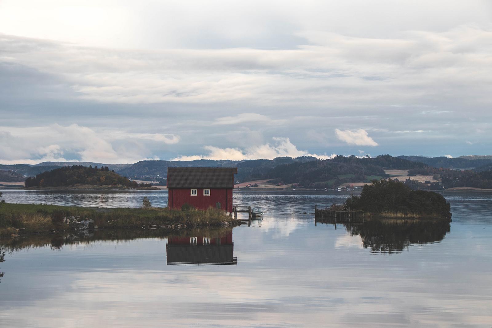 Golden Road Noorwegen