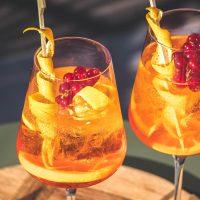 Aperol Sprits maken - recept en ingredienten voor een aperol Spritz