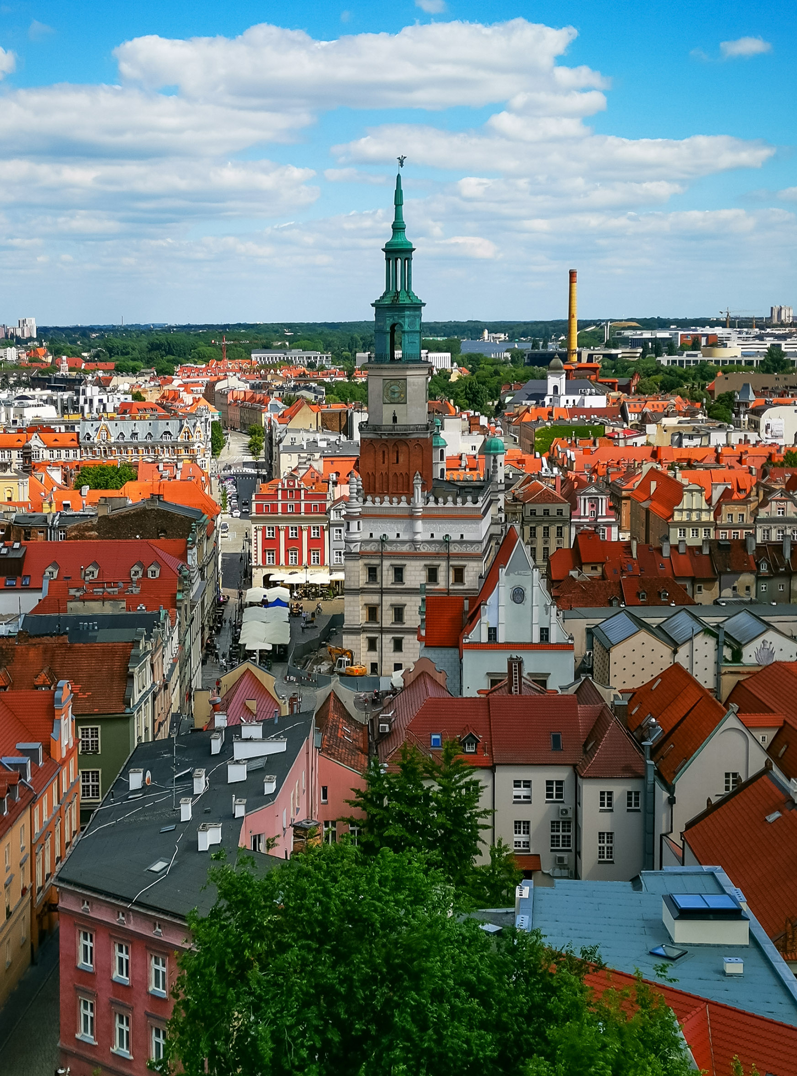 Stedentrip naar Poznan