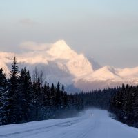 Wintersport Canada- Jasper National Park