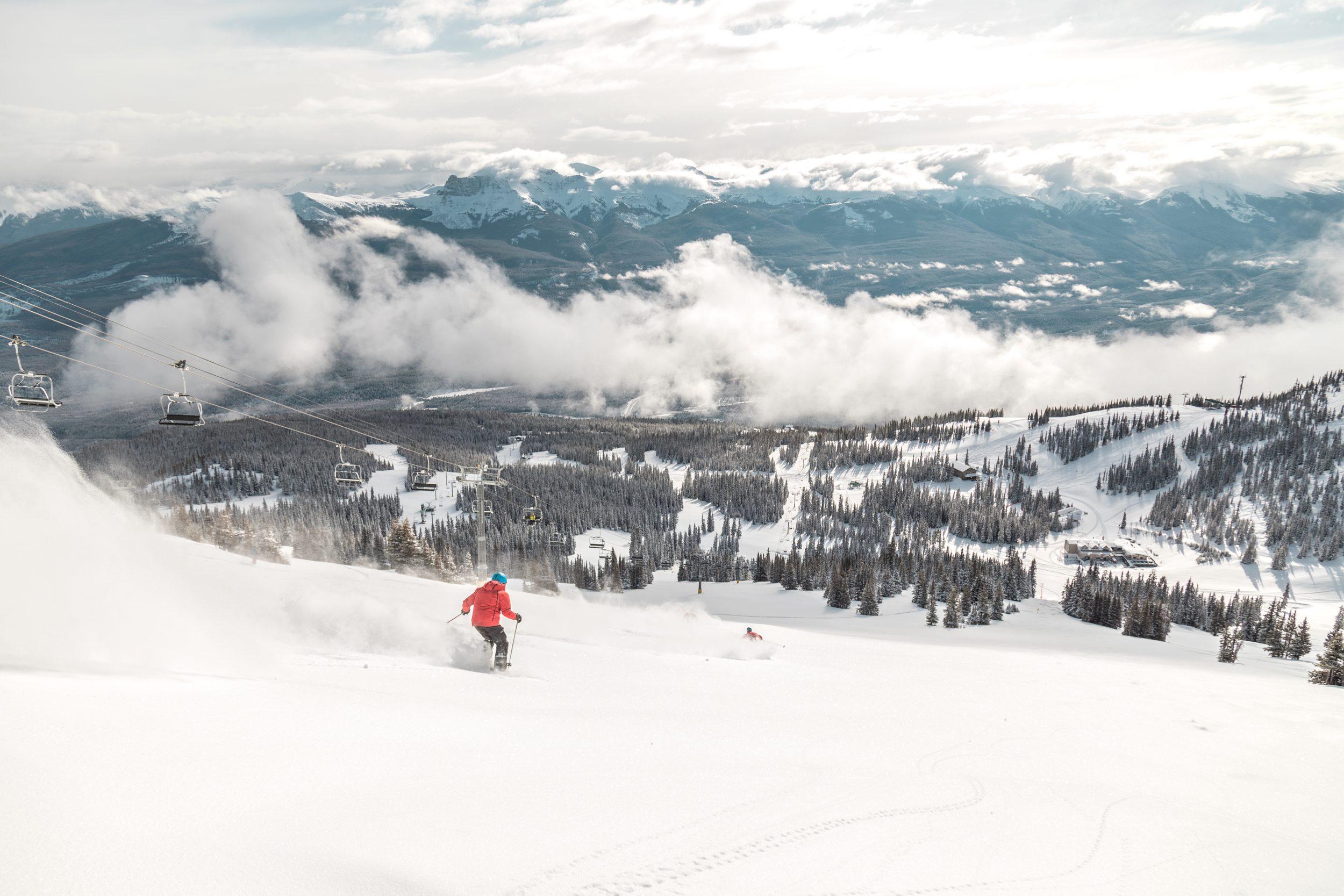 Wintersport Canada - Jasper National Park