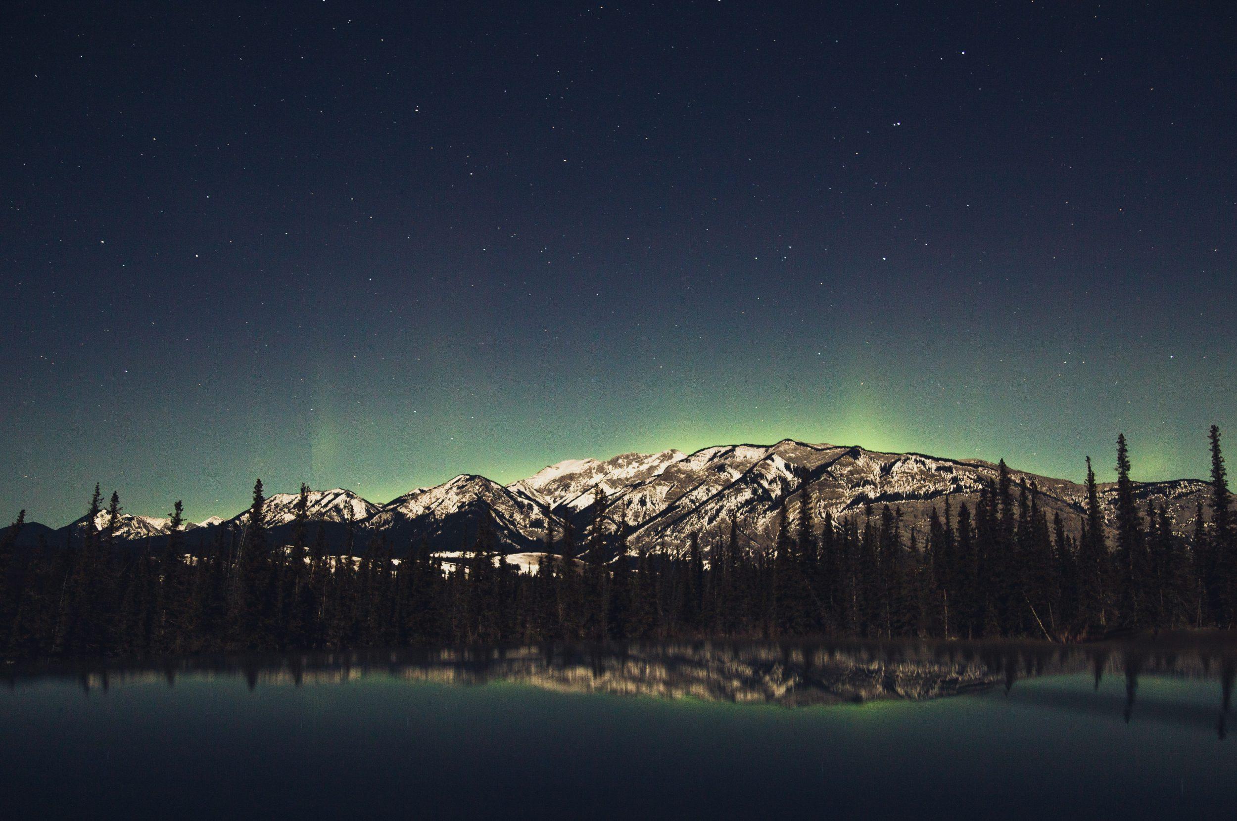 Noorderlicht Jasper National Park