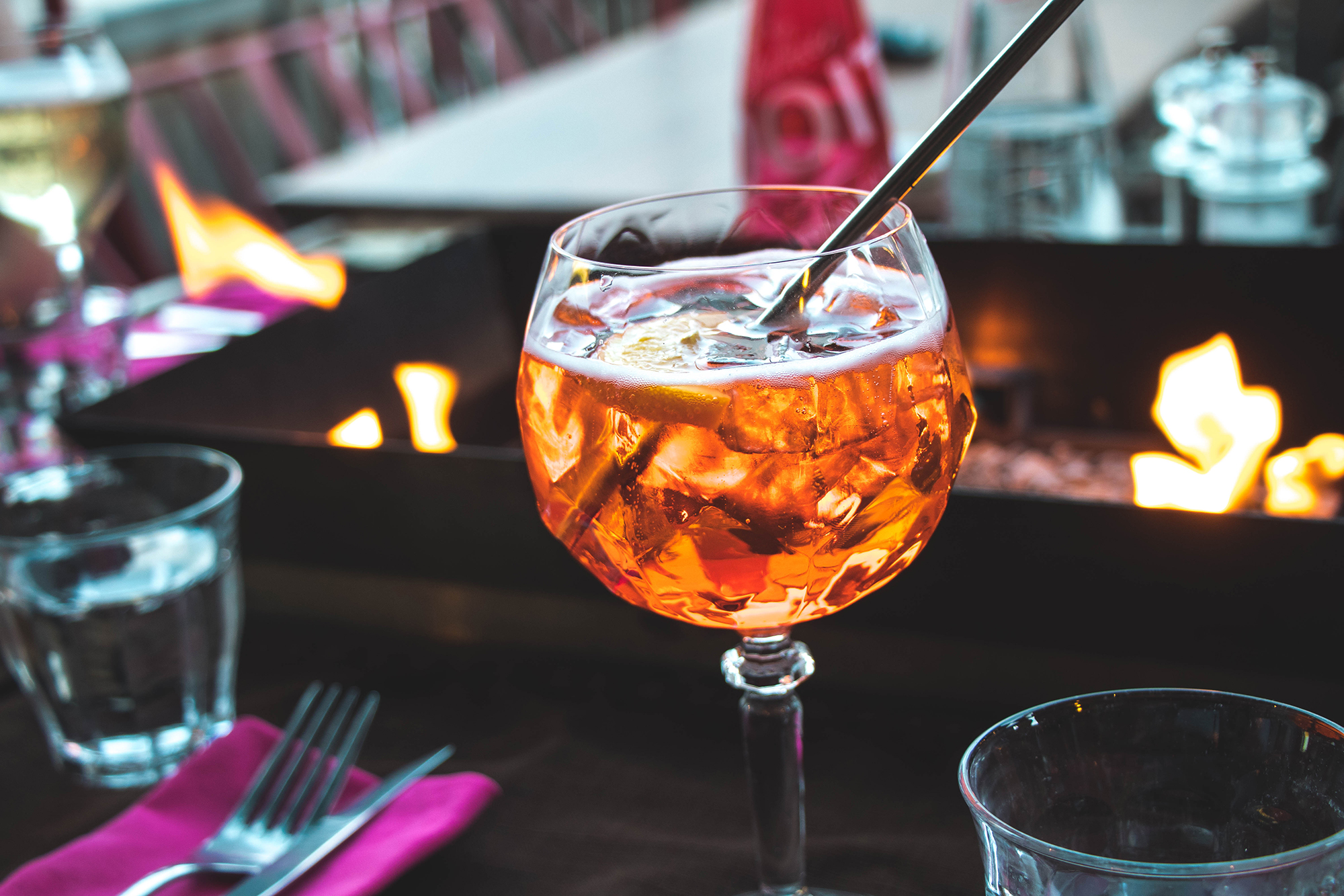 Eten en drinken Les Deux Alpes
