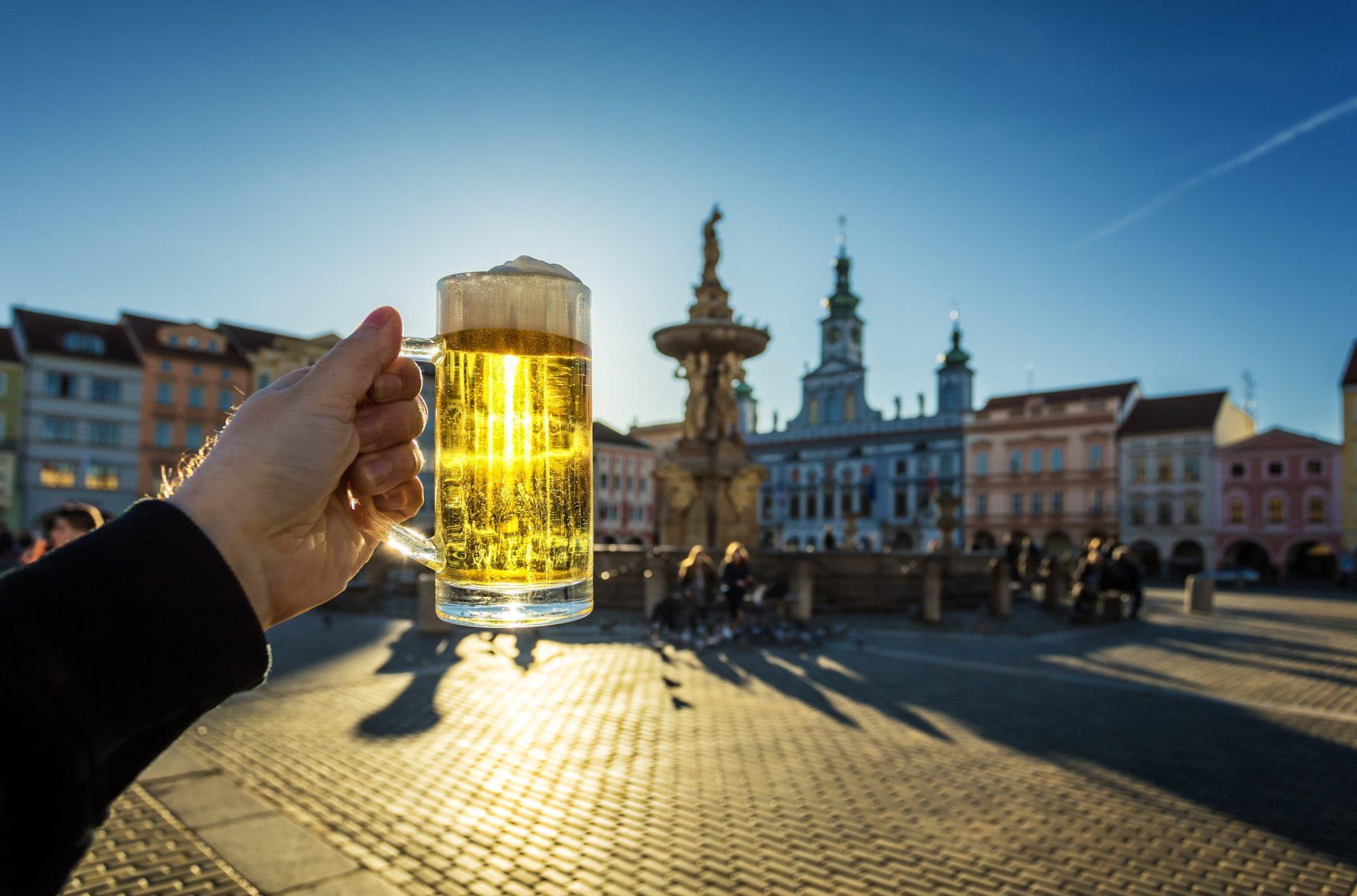 Eten en drinken in Tsjechie